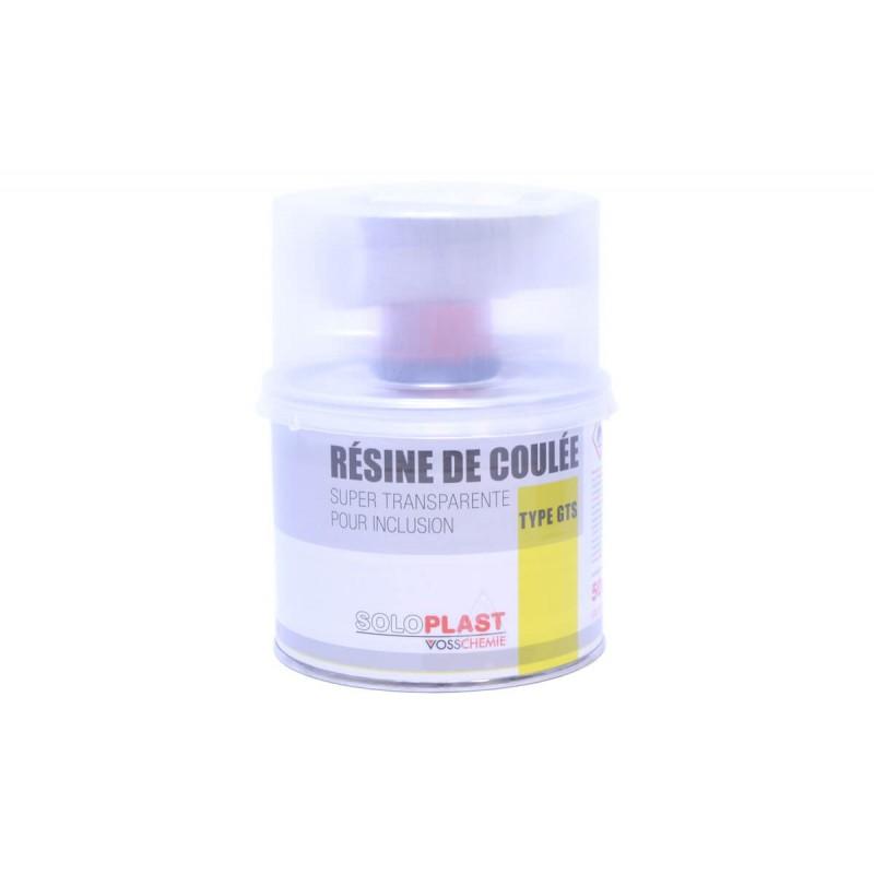 RESINE DE COULEE TYPE GTS 500G