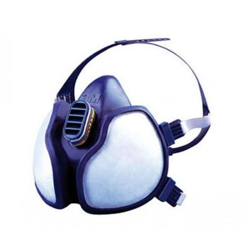 Masque à Gaz Jetable Série 4000 (3M)
