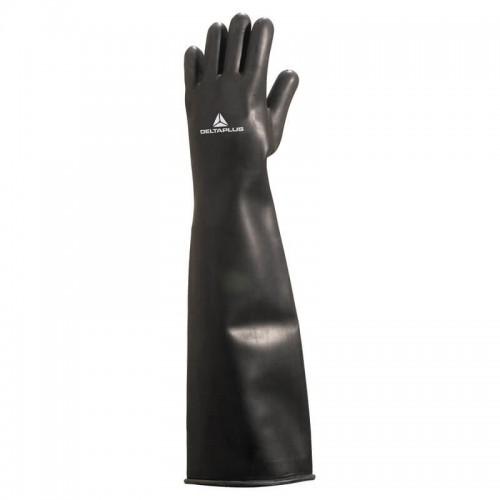 Gant Latex Noir