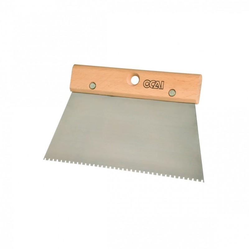 Couteau à Colle Dents Larges (20cm)