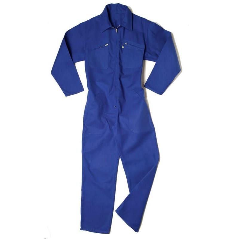 Combinaison Bleue Coton