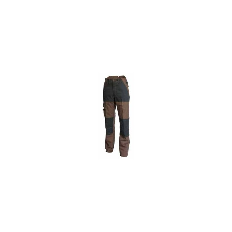 Pantalon Craft Worker Marron