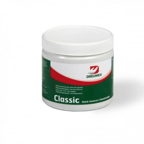 "SAVON GEL MICROBILLE 600ML ""CLASSIC"""