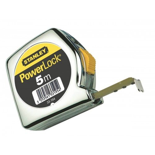 Mesure Powerlock Stanley (5M)