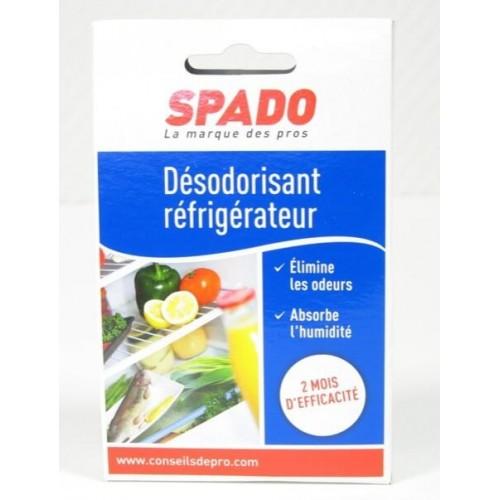 DESODORISANT SPADO DESODORISANT REFRIGERATEUR SACHET DE 30G