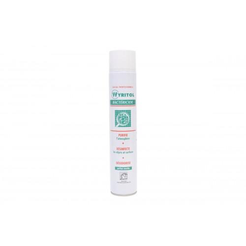 Désinfectant Désodorisant Wyritol Bactéricide (Aérosol 750ml)