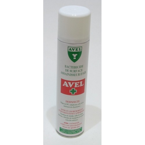 Avel+ Bactéricide (Aérosol 400ml)