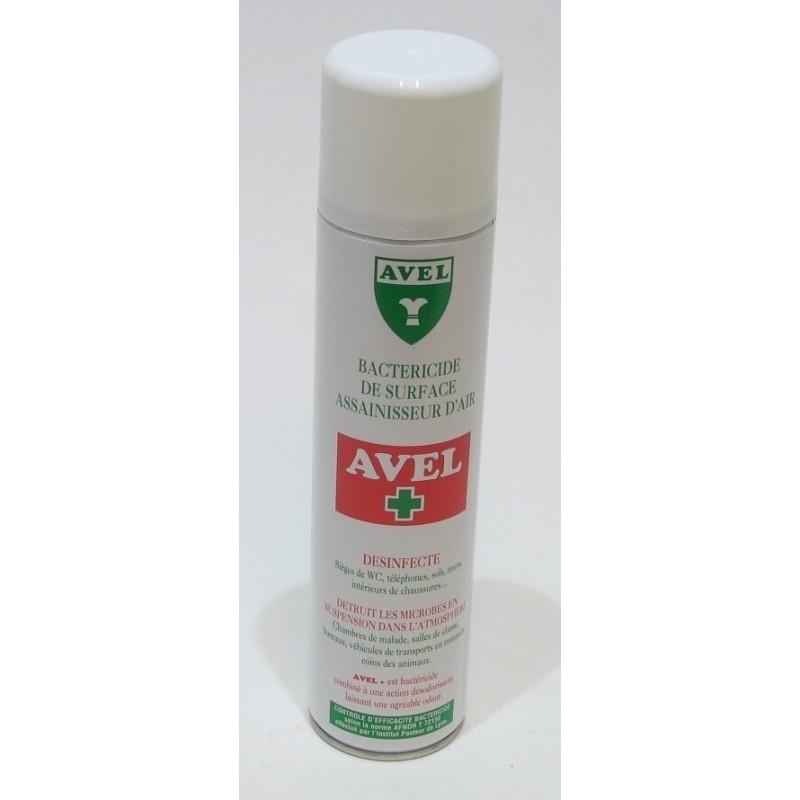 AVEL+ BACTERICIDE AEROSOL DE 400ML