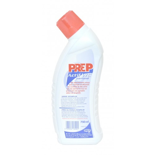 Gel WC Prep Actif WC (Flacon 750ml)