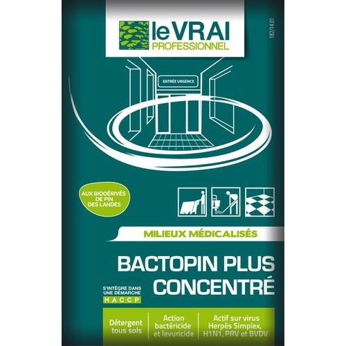 Le Vrai Professionnel Bactopin Plus Concentre (Dose 20ml)