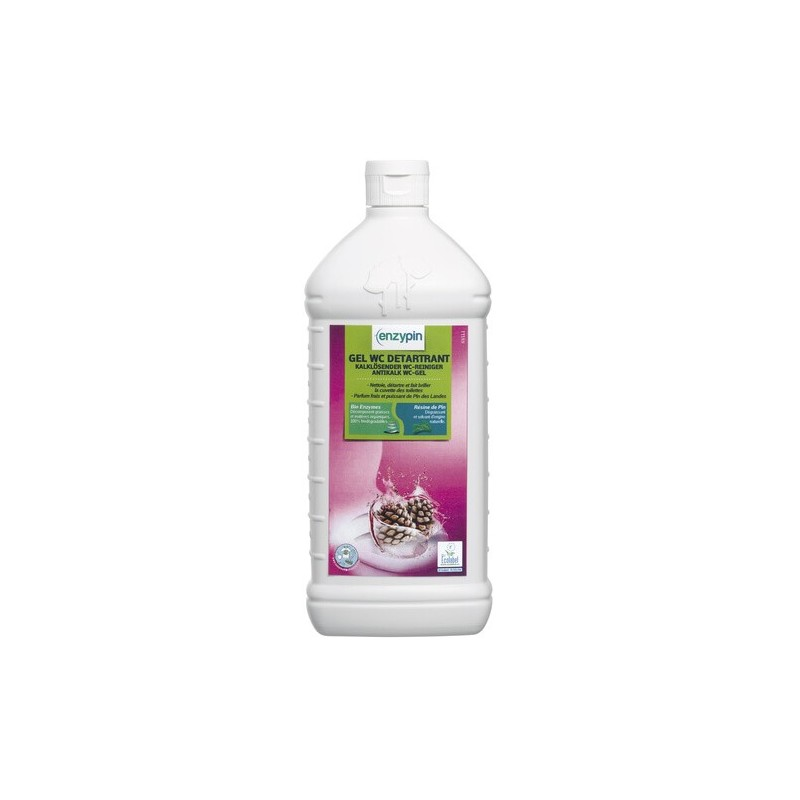 Gel WC Enzypin Gel WC Détartrant (Flacon 1L)