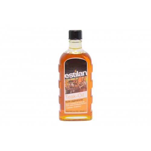 Estalin Teak-Oil (Flacon 250ml)