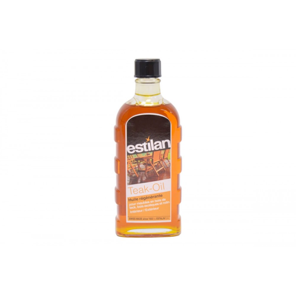 Estalin teak oil flacon 250ml - Huile de teck ...