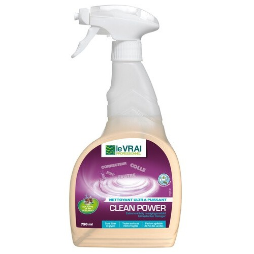 Nettoyant Clean Power (750ml)