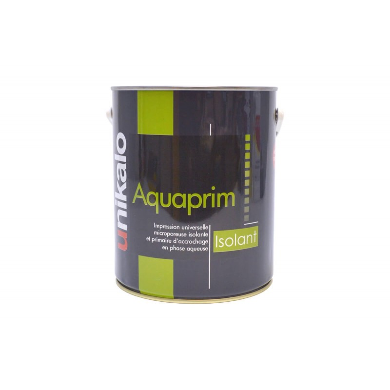 Aquaprim Isolant  Impression  Fixateurs Peinture