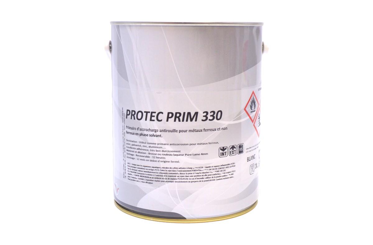 protec prim antirouille - impression & fixateurs peinture - Primaire D Accrochage Peinture Plafond