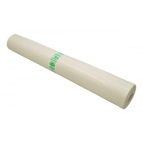 Bâche Plastique Rouleau 25M (8/100ème)