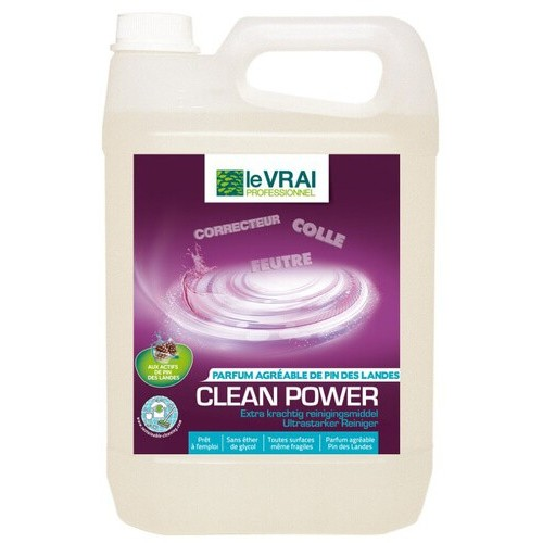 Nettoyant Clean Power (5L)