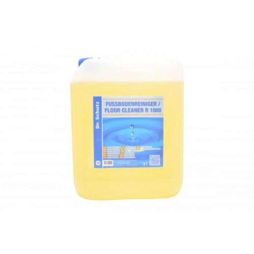NETTOYANT SOLS PLASTIQUES R 1000 5L