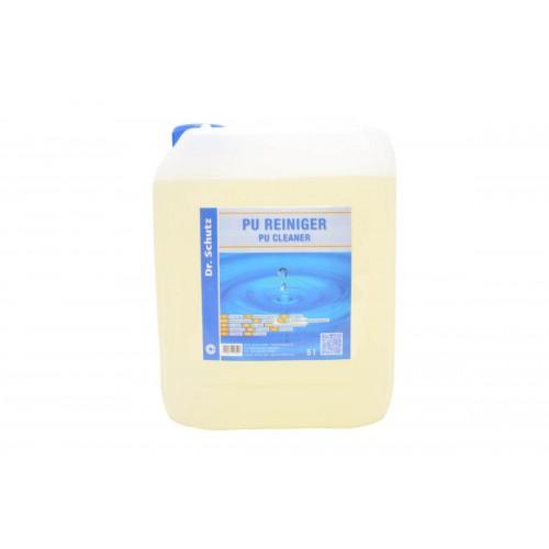 Nettoyant Régulier des Sols Plastiques Traite avec P.U. (5L)