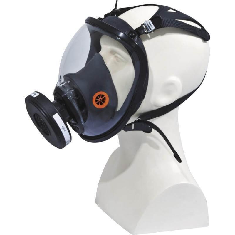Masque à Gaz Panoramique