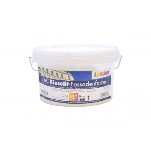 Kieselit Façade Plus Silicate Blanc (1,25L)