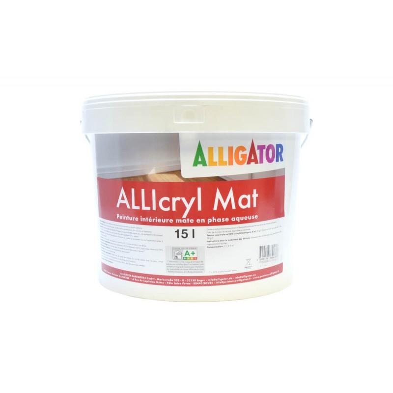 ALLICRYL MAT BLANC