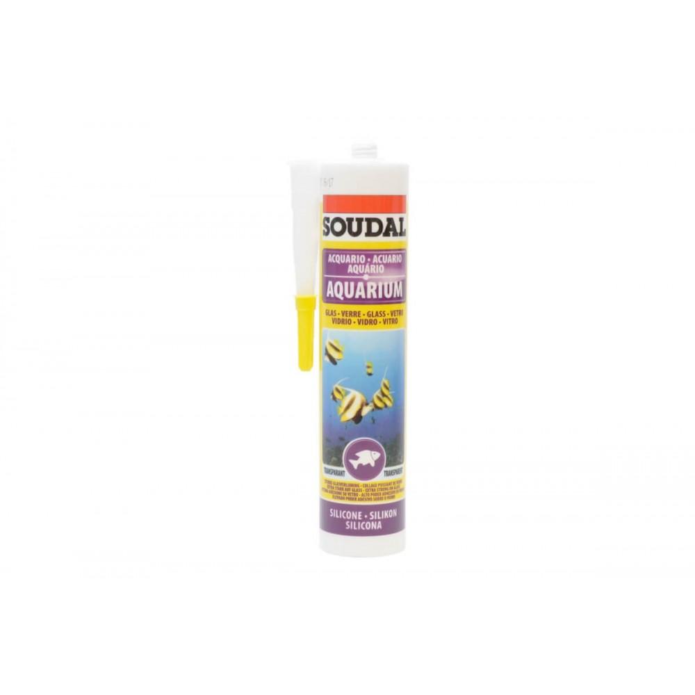 silicone aquarium (310ml) - qualité pro à prix mini