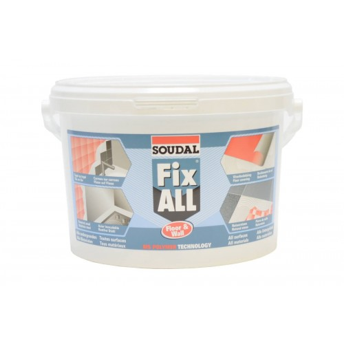 COLLE FIX ALL FLOOR & WALL 4 KG
