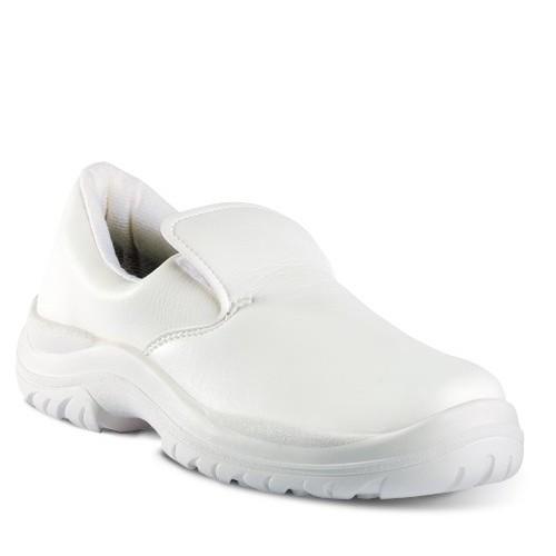 Chaussure Mocassin Blanc S2 SRC