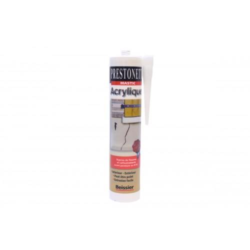 Mastic Acrylique Blanc