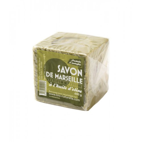 Savon Huile olive cube Marseille  (300gr)