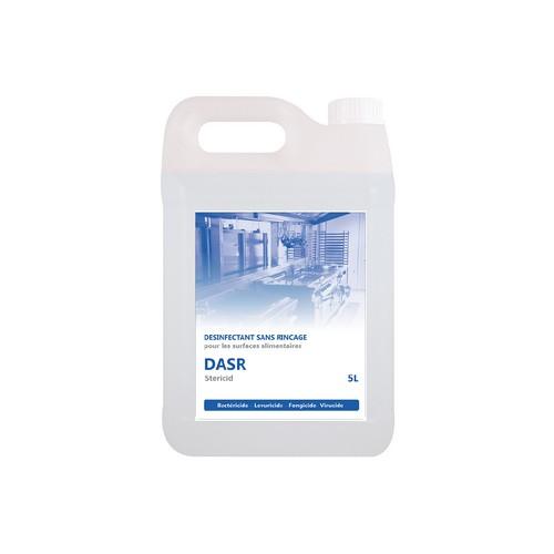 Désinfectant DASR STERICID  (5L)