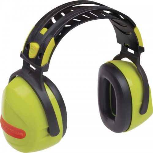 Casque Anti Bruit Performant Fluo