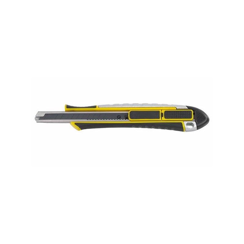 Cutter sécurité bi-matière 9mm