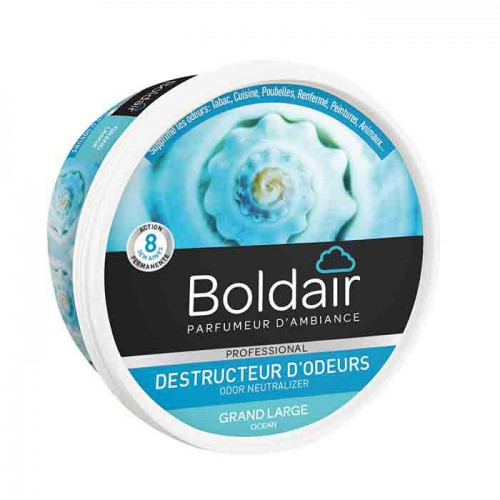 GEL BOL D'AIR DESTRUCTEUR ODEURS OCEAN GRAND LARGE