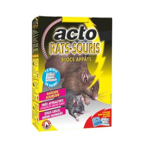 HYDROFUGE RAT SOURIS PAR 12