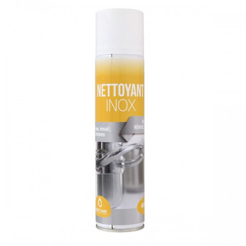 Nettoyant inox 400ml spray Biocime