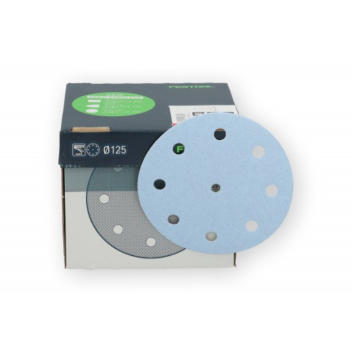 Abrasifs Granat (Diamètre 125mm) - Grain 40/60/80