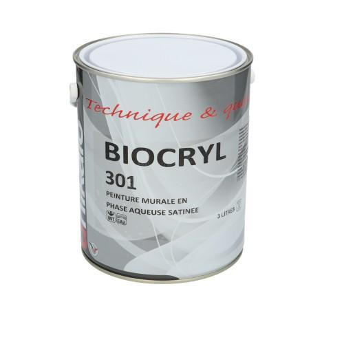 Biocryl 301 Satin Alimentaire