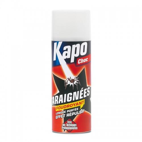Kapo Choc Araignées Foudroyant (Aérosol 400ml)