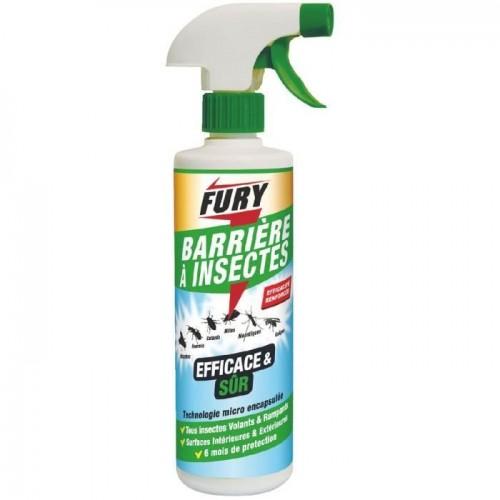 Fury Barriere à Insectes (Pulvérisateur 500ml)